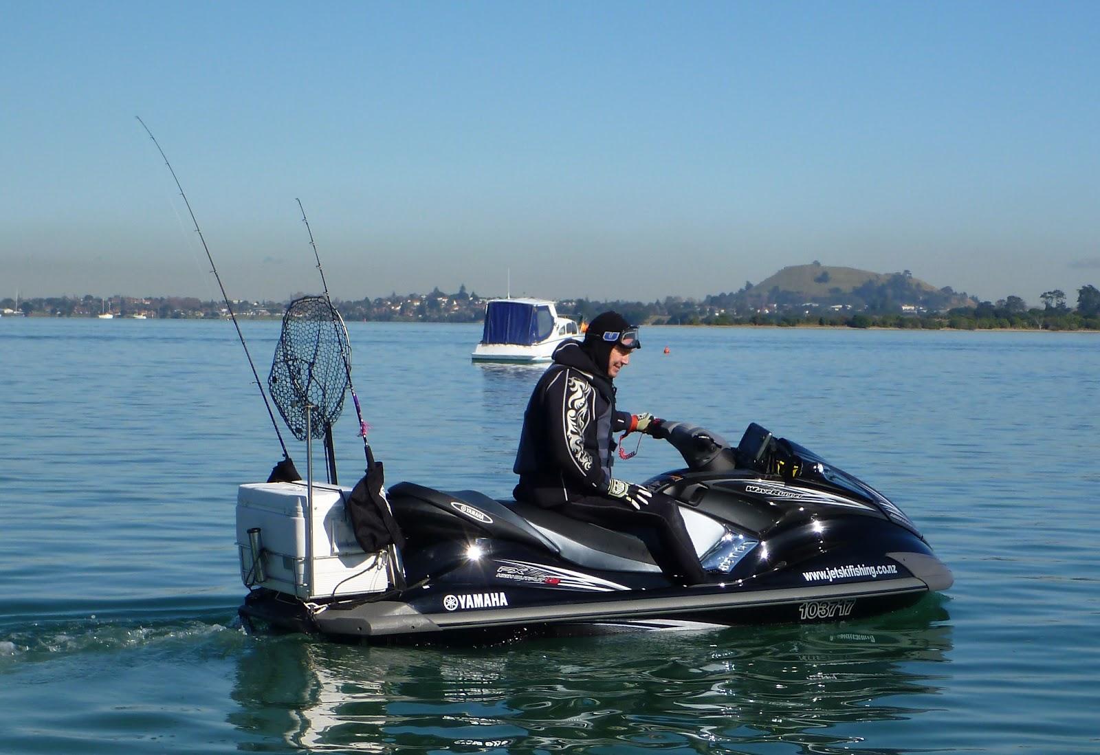 Jet ski fishing blog july 2012 for Jet ski fishing accessories