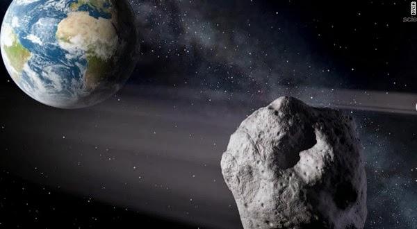 Pecahan Batu Asteroid Ancam Kehidupan Bumi