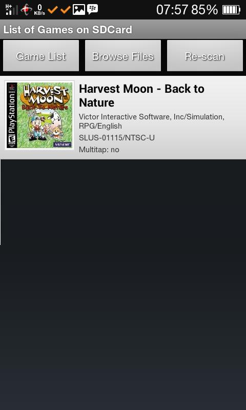 Cara Download Game Epsxe Harvest Moon