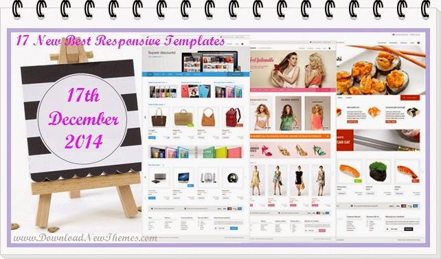 Premium New Best Responsive Themes