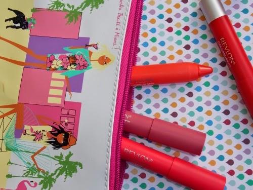blog maquillage, nouveautés make-up printemps été 2014, nouveauté maquillage 2014, rouges à lèvres mats, revlon rouges mats