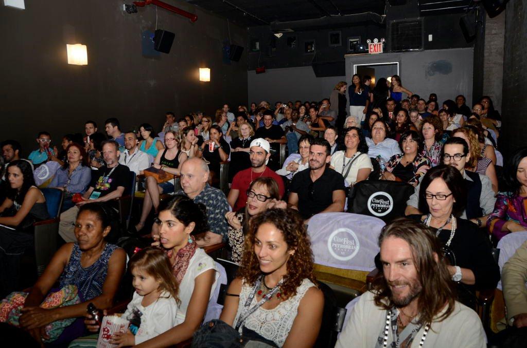 encerramento do 9186 cine fest petrobras brasil