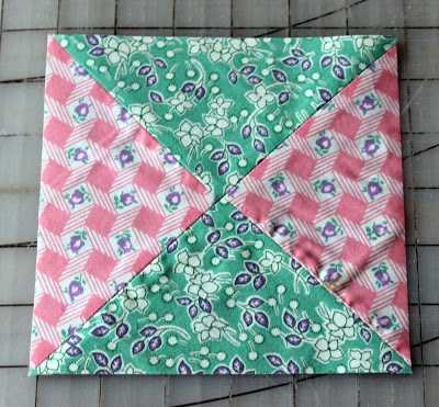 Cherry Valley Designs Hourglass Quilt