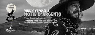 Vinicio Capossela's Notte D'Argento