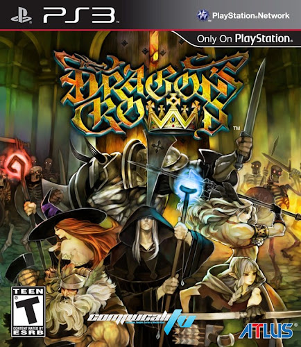 Dragons Crown PS3 Region USA