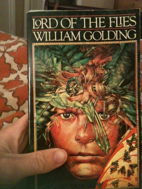 a comparison of the theme of good versus evil in william goldings novel lord of the flies and willia Sam and eric are good and probably the most sane people left on the island when the majority of the boys went with jack to live on the other side of the island, samneric try to tell the rest of the boys that everything will be happier and better by comforting them this is good in good vs evil because these boys still have some civilization left.