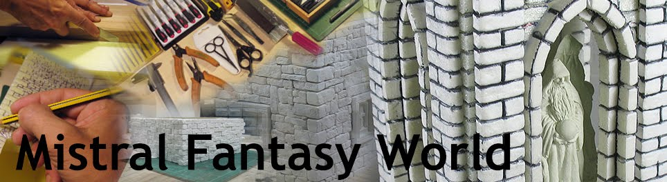 Mistral Fantasy World