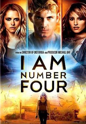 Eu Sou o Número Quatro Dublado e Legendado 2011