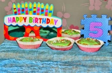 Sesje foto urodzinowe