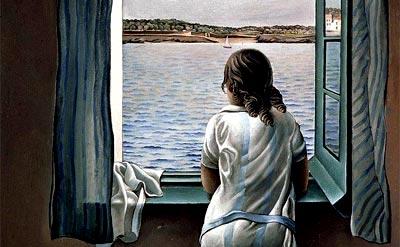 Desesperada a los 26 - La ragazza alla finestra dali ...