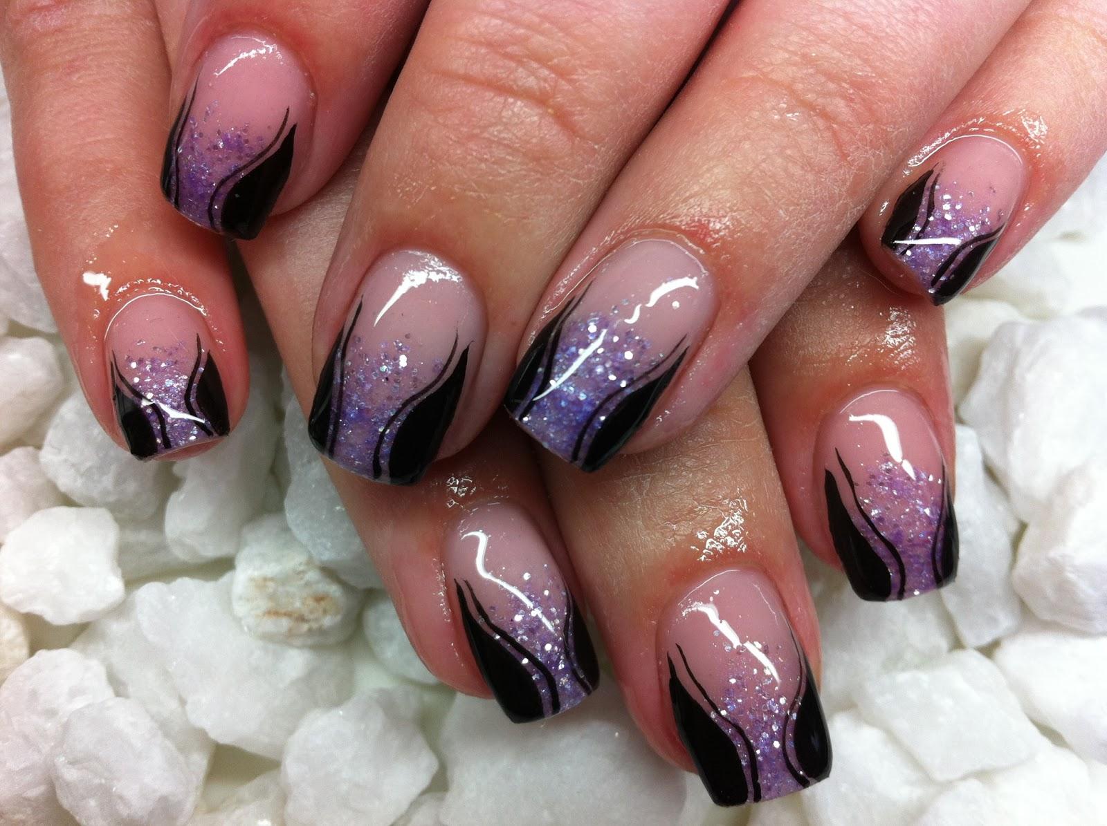 nails nails nails curvy sequins. Black Bedroom Furniture Sets. Home Design Ideas