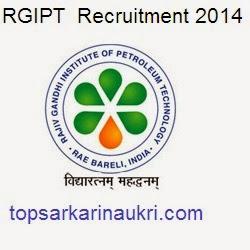 sarkari-naukri-2015, sarkari-naukri, rgipt-recruitment