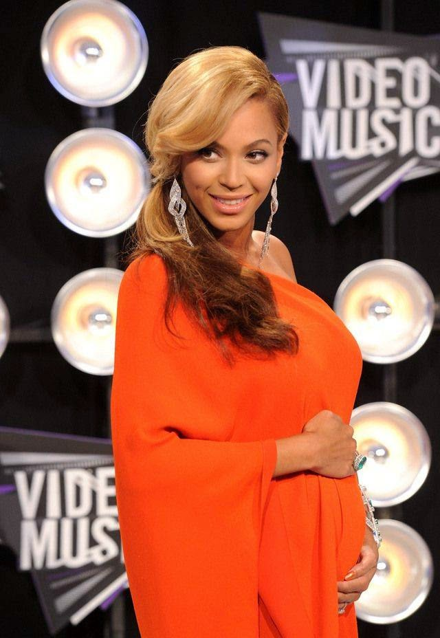 Pregnant Beyonce During Pregnancy