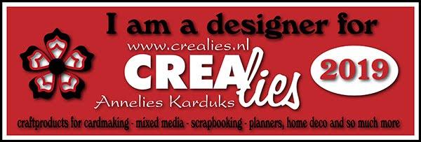 Designer  bij Crealies