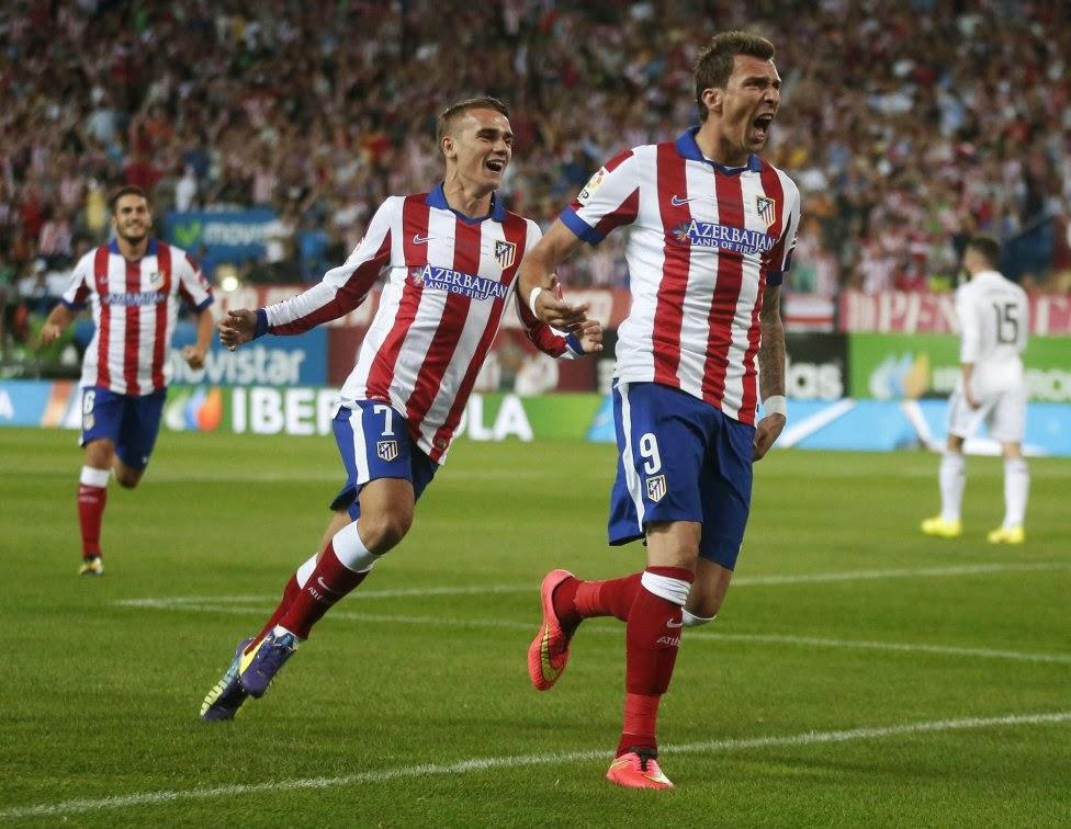 Spanish Super Cup 2014 Final Goal