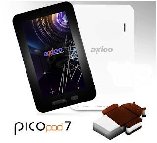 Spesifikasi dan Review Axioo Picopad 7