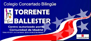 Colegio concertado bilingüe autorizado por la Comunidad de Madrid