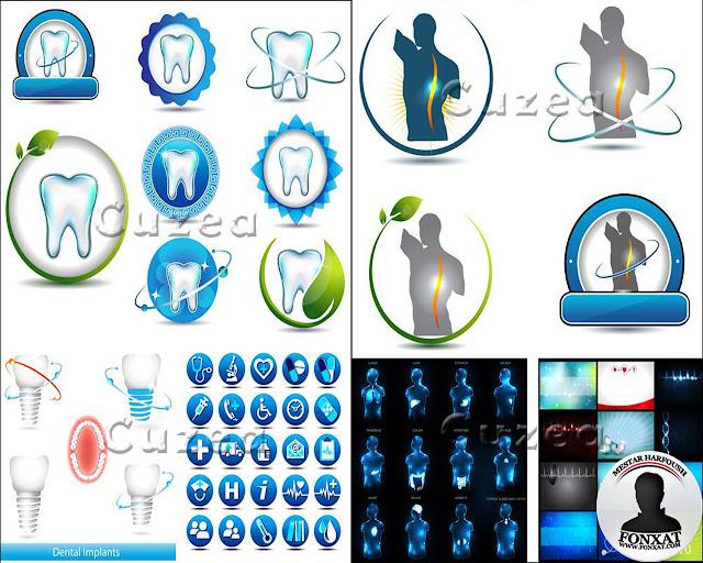 ملحقات طبية : مجموعة رقم 1 لمستلزمات عيادات الاسنان