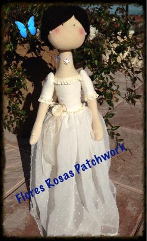 Mi muñeca de Comunion Marta