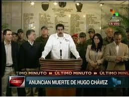 Chávez fallece