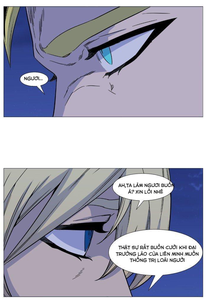 Quý Tộc Ma Cà Rồng chap 495 - Trang 35