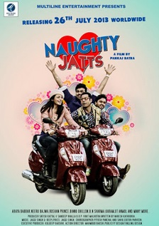 Naughty Jatts (2013) HDscam Punjabi Full Movie Watch Online