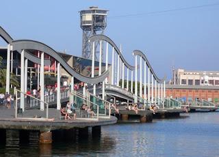 Puerto Olímpico de Barcelona