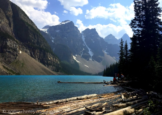 Banff National Park, Canada July 2015