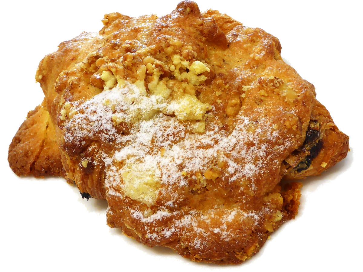 フルム・ダンベールチーズと栗蜂蜜のクロワッサン(Croissant au fromage bleu et miel de châtaignier) | LE PAIN de Joël Robuchon(ル パン ドゥ ジョエル・ロブション)