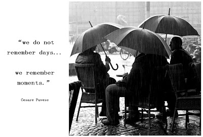 rain, umbrella, quote, moments
