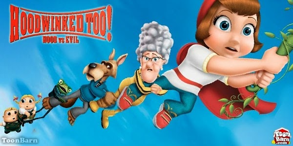 FOTO FILM HOODWINKED TOO TERBARU 2014