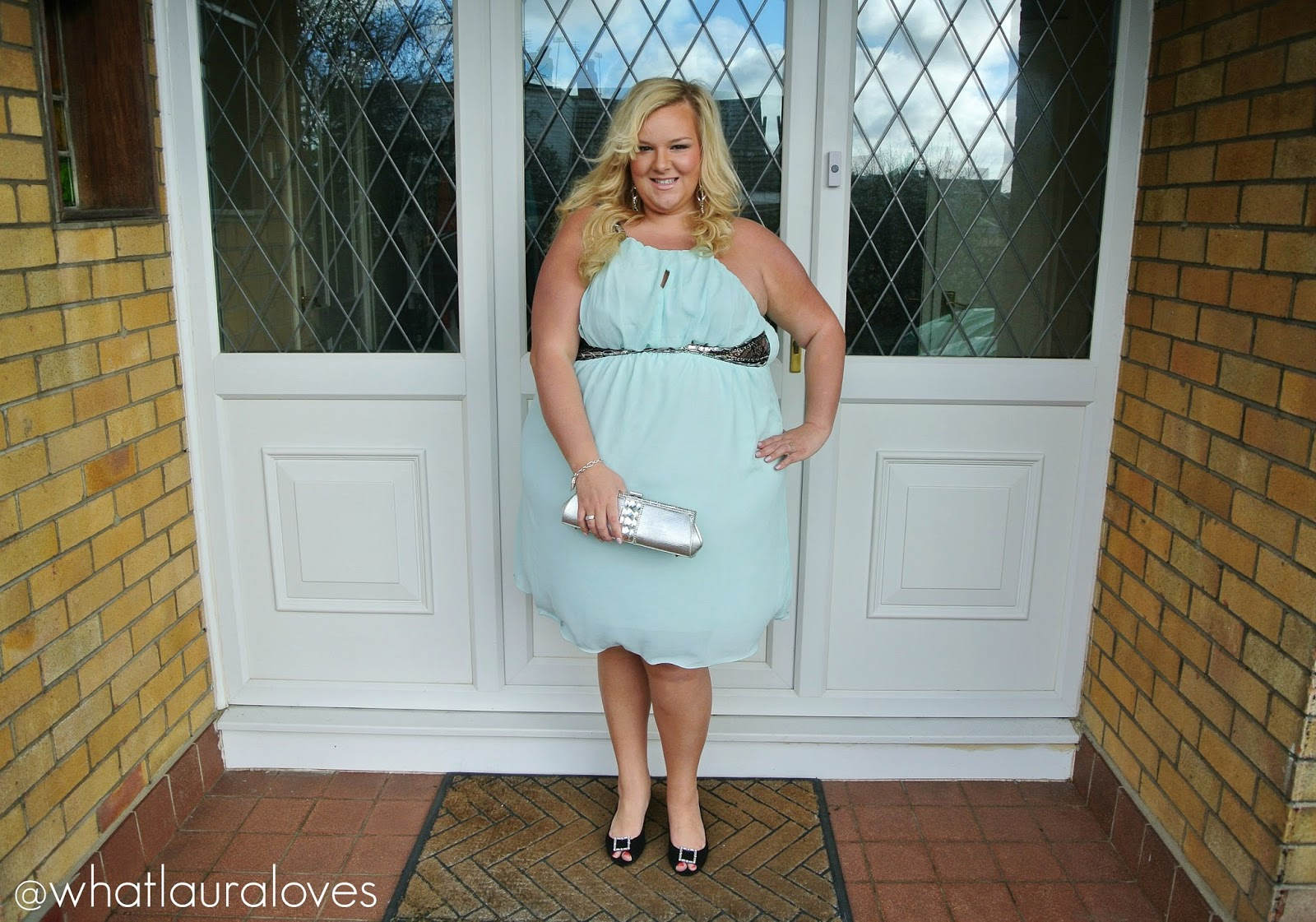 WhatLauraWore: Yours Clothing Mint Dress and GIVEAWAY | What Laura Loves