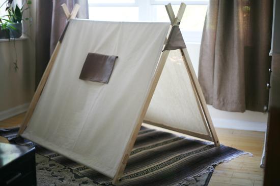 diy / a-frame tent & hello grey boy: diy / a-frame tent