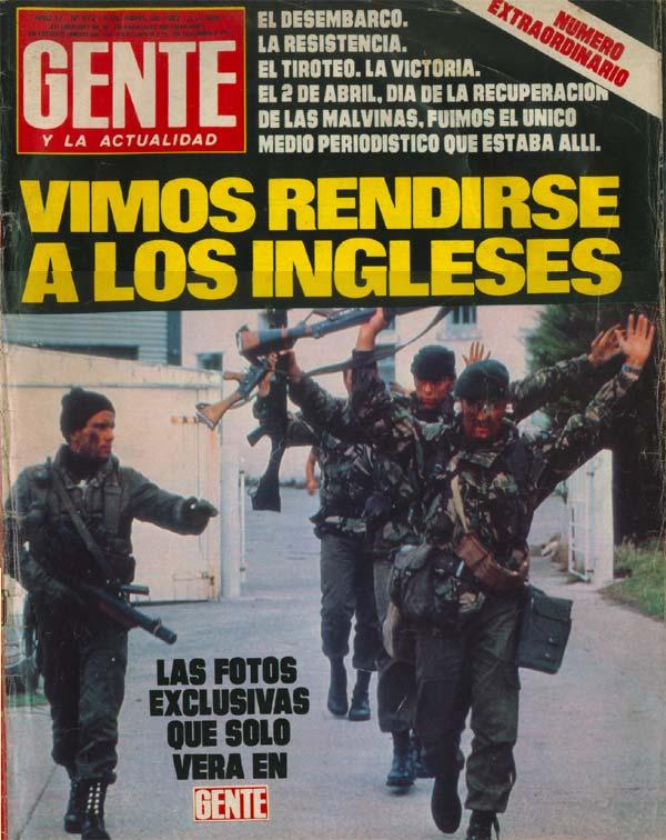 13 de octubre de 1982: