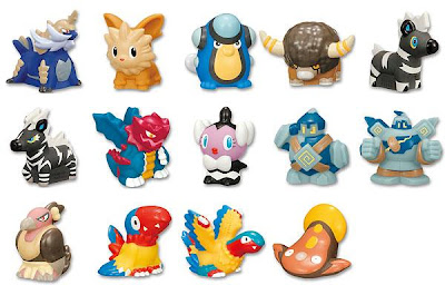 Pokemon Kids BW Samurott Set Bandai