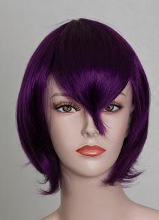 black hair color purple black hair color