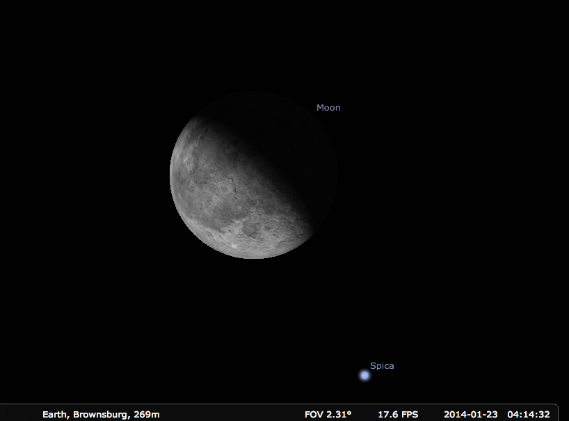 moon and spica screenshot