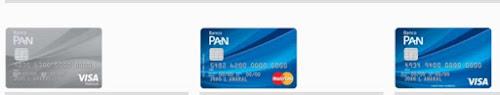 Pedir Cartões Panamericano