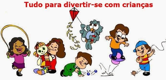 Atividades criativas para criança