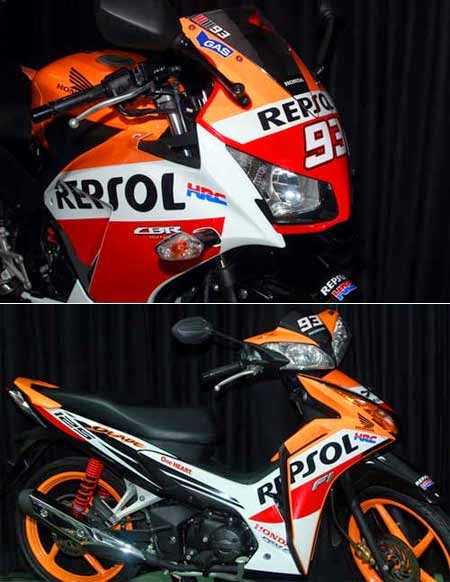 CBR150R Champion Edition