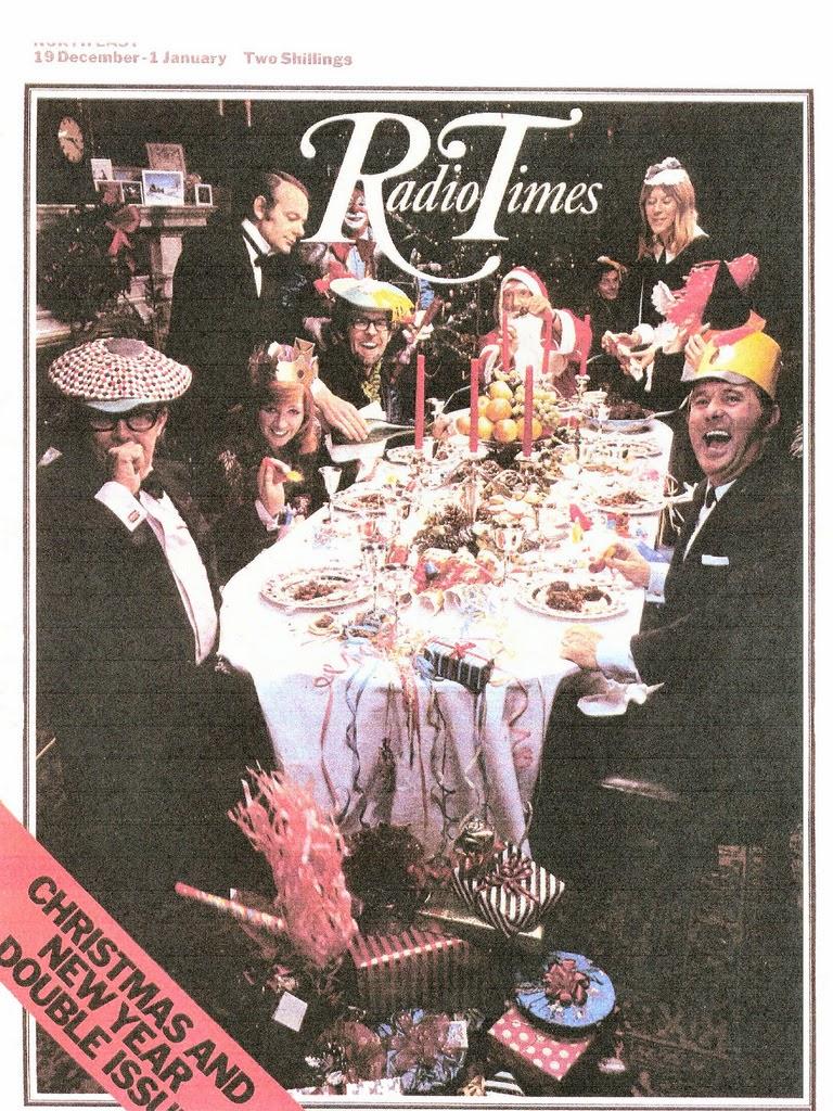 Radio Times Christmas 1980 Radio Times 1970 Christmas