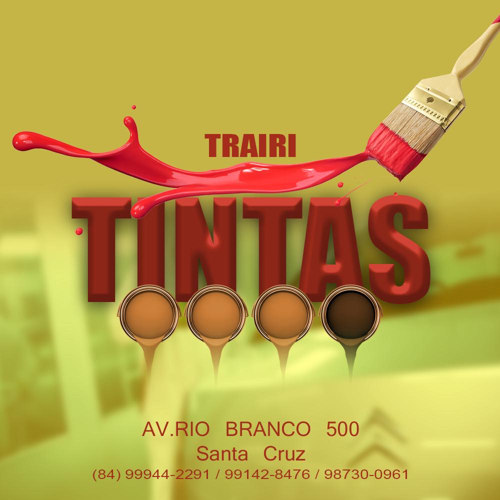 TRAIRI TINTAS