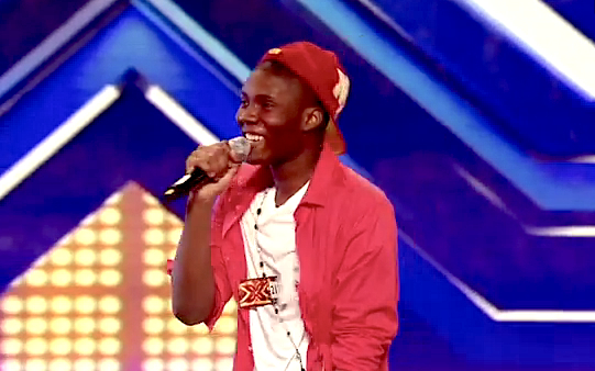 Watch Funny Nigerian, Seyi Omotayo Auditioning On X Factor