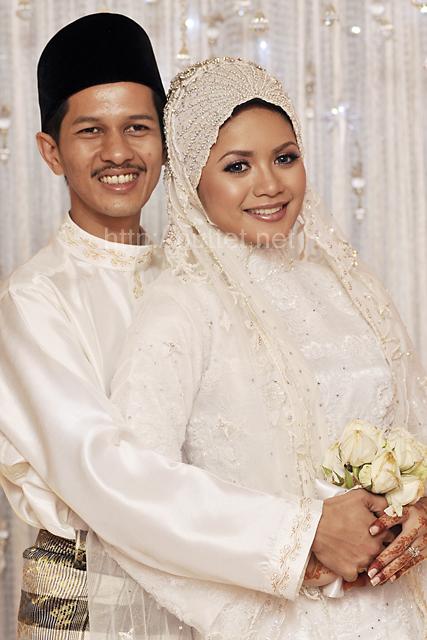 Gambar Perkahwinan Yatt Hamzah