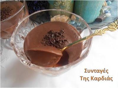 Κρέμα σοκολάτας