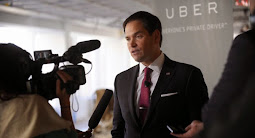 Marco Rubio in bed with Uber