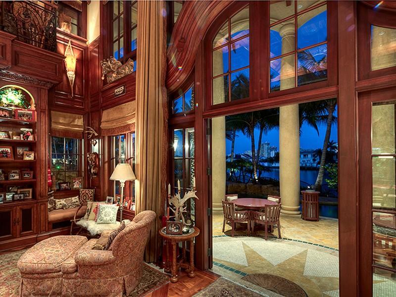 Architecture Corner Luxury Mediterranean