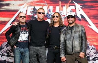 """Metallica faz cover de """"In My Life"""" em homenagem para Ozzy Osbourne"""