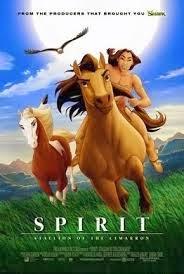 Filme Spirit O Corcel Indomável Dublado AVI DVDRip