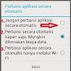 Stop..!!! Aplikasi Android Update Otomatis